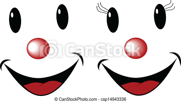 funny face - csp14943336