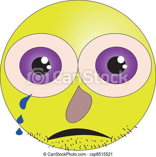 funny face - csp8515521