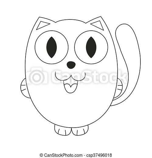 Momma bird sitting on nest coloring page Coloring book page furry ... | 470x450