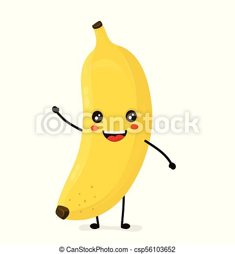 Banana Happy Stock Illustrations – 8,882 Banana Happy Stock Illustrations,  Vectors & Clipart - Dreamstime