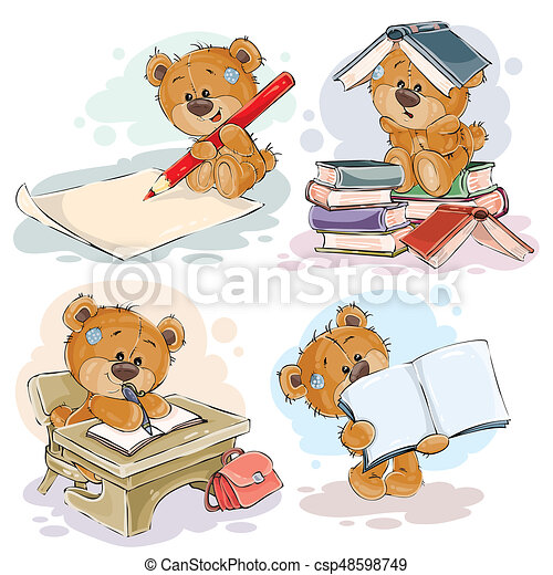 Funny illustrations for greeting cards and childrens books on the funny illustrations for greeting cards and childrens books on the topic of school and university m4hsunfo