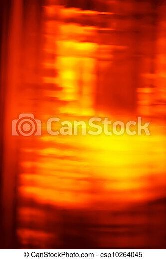fuoco, astratto - csp10264045
