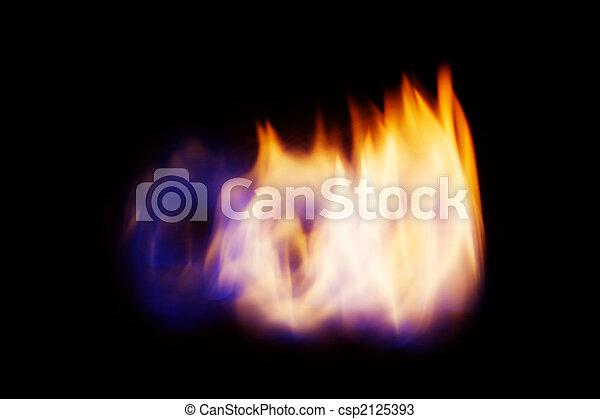 fuoco, astratto - csp2125393