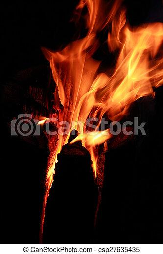 fuoco, fiamma - csp27635435