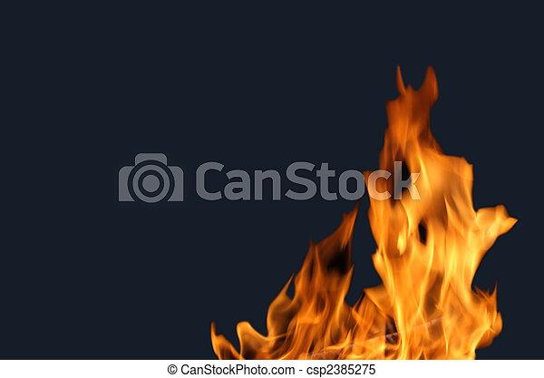 fuoco, fiamma - csp2385275