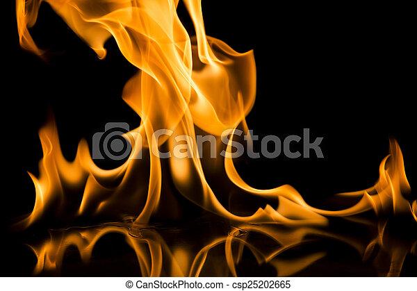 fuoco, fiamma - csp25202665