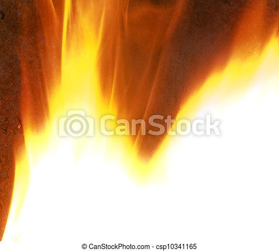 fuoco, fiamme - csp10341165