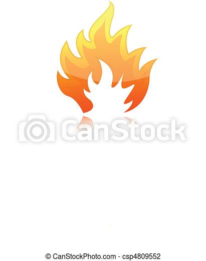 fuoco - csp4809552