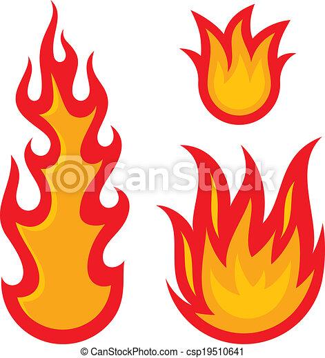 fuoco - csp19510641