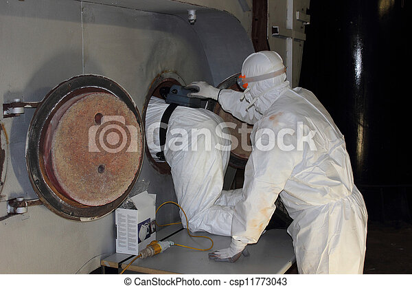 Furnace boiler clean - csp11773043