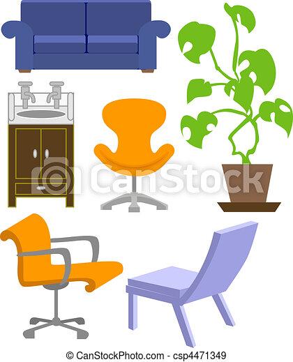 furniture set - csp4471349