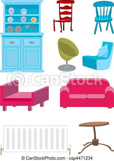 furniture set - csp4471234