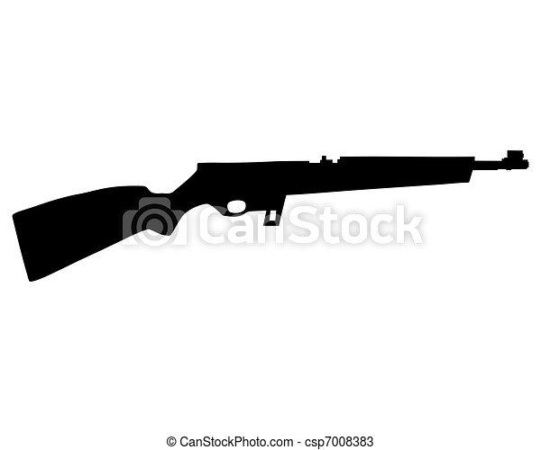 Dessin Fusil De Chasse fusil chasse.