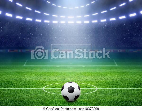 futball, stadion - csp18373309