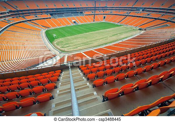Ciudad de fútbol, Johannesburg - csp3488445