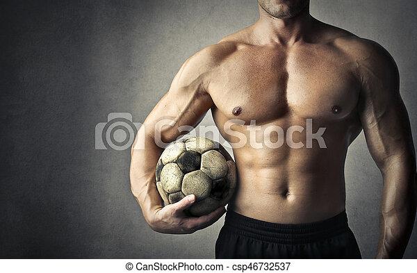 Fútbolista - csp46732537