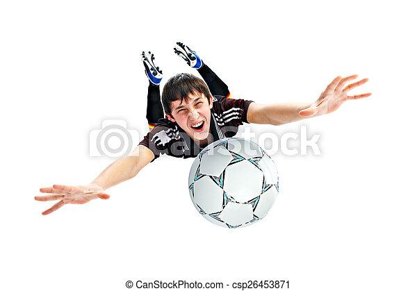 Fútbolista - csp26453871