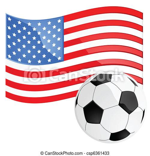 futebol, eua - csp6361433