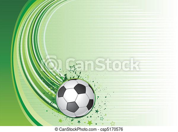 futebol, fundo - csp5170576