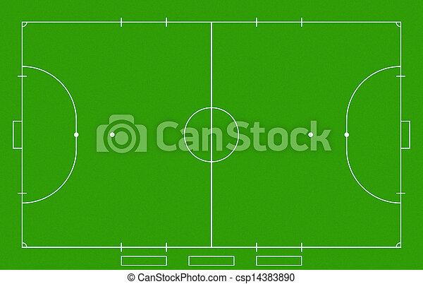 Futsal field. Illustration of futsal ( indoor football ) field. 1d5d00273b4bd