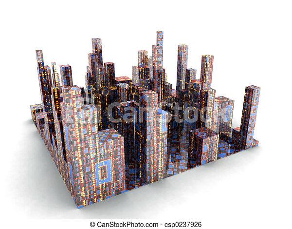 Future City - csp0237926