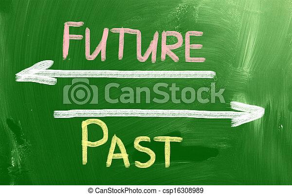 Future Concept - csp16308989