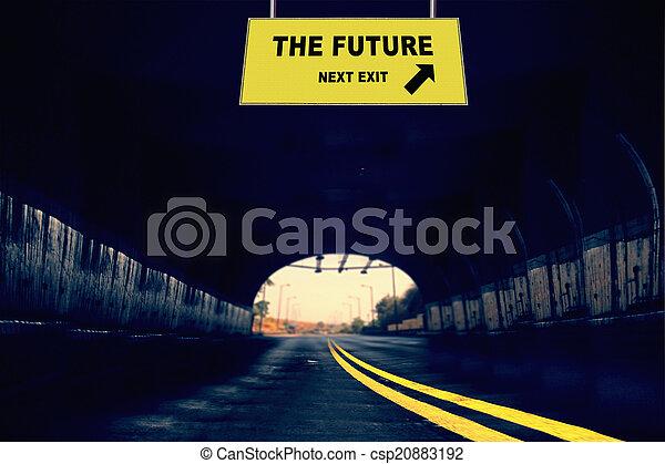 Future Concept - csp20883192