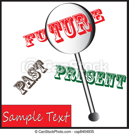 future in lens - see it in advance - csp8404935