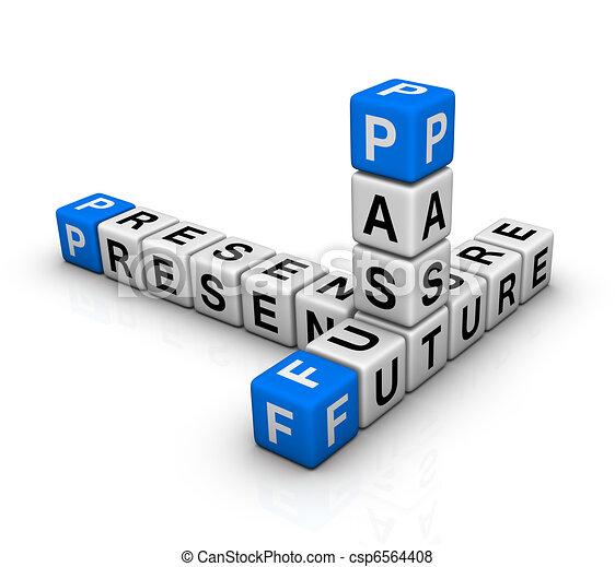 Future, Past & Present crossword - csp6564408