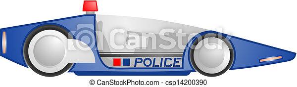 Future police - csp14200390