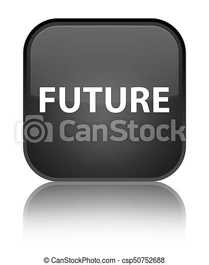 Future special black square button - csp50752688