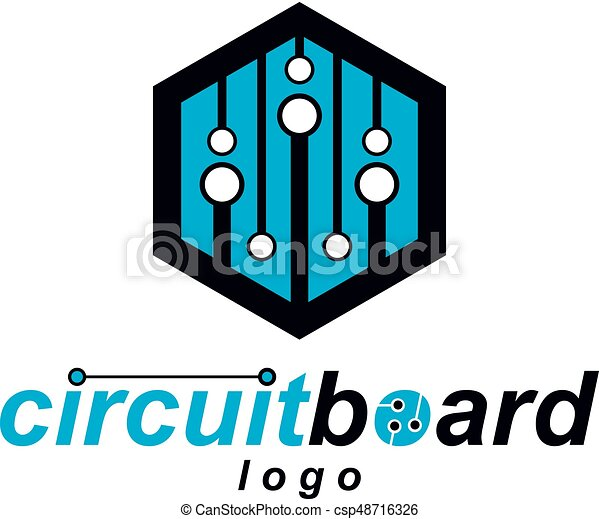 futuristic cybernetic vector motherboard digital element circuit rh canstockphoto com circuit board clipart circuit board pattern clipart