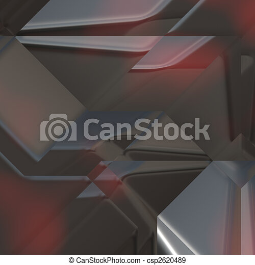 Futuristic technology abstract - csp2620489