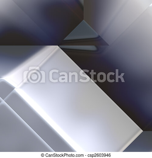 Futuristic technology abstract - csp2603946