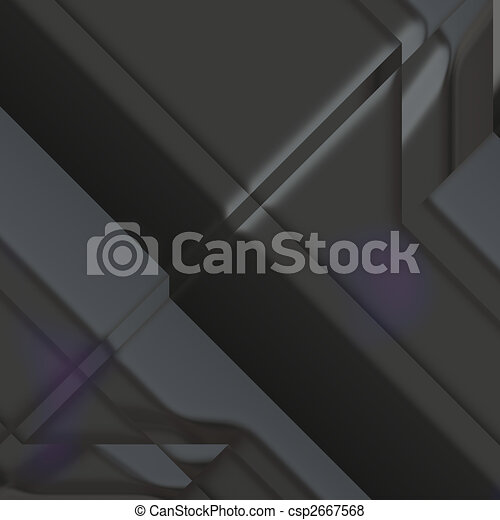 Futuristic technology abstract - csp2667568