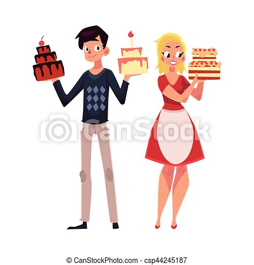 g teaux femme parent jeune couple anniversaire tenue vecteur search clip art. Black Bedroom Furniture Sets. Home Design Ideas