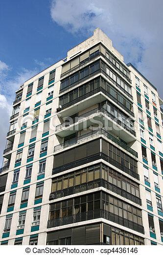 g n rique architecture moderne b timent appartement g n rique moderne ext rieur. Black Bedroom Furniture Sets. Home Design Ideas