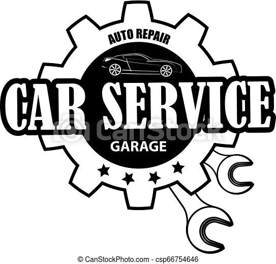 gép, rendbehozás, szolgáltatás, bolt, jel, autó, garázs, bringás, bicikli, keresztbe tett, ficam, szerelő, autó, dugattyú, motorkerékpár - csp66754646