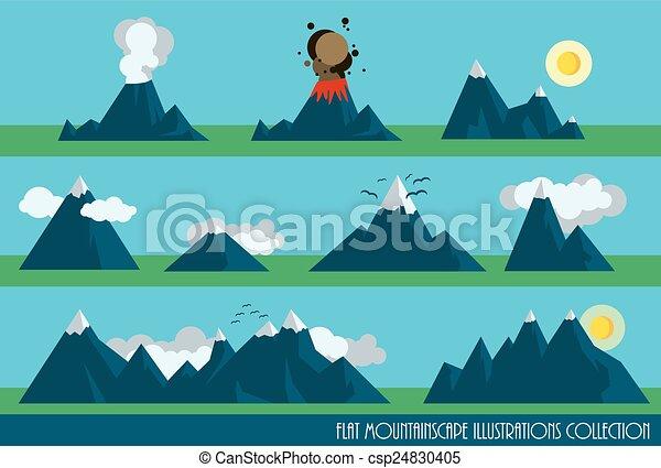 góry, komplet - csp24830405