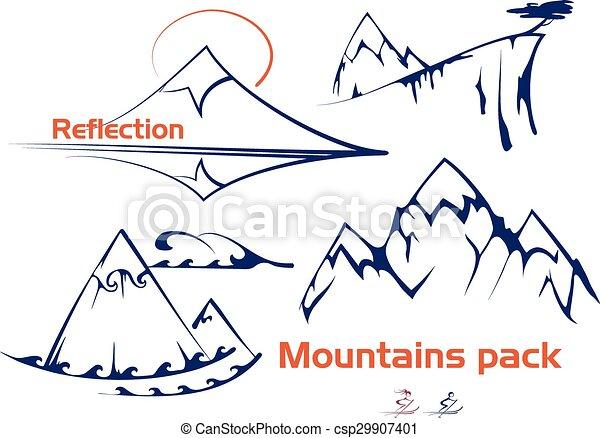 góry, komplet - csp29907401