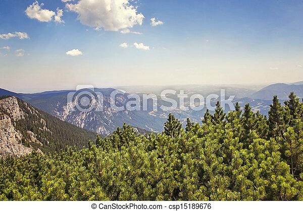 góry, krajobraz - csp15189676