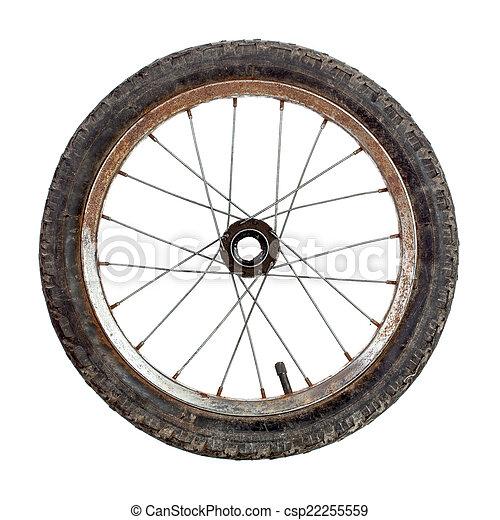 gördít, bicikli - csp22255559