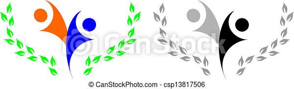 gaan, groene - csp13817506
