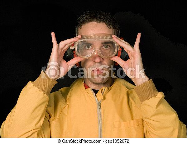 Gafas de seguridad - csp1052072