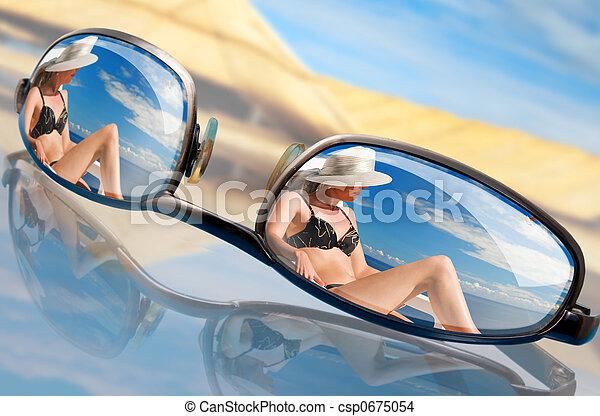 Gafas de sol - csp0675054