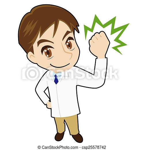 gai, pharmacien - csp25578742