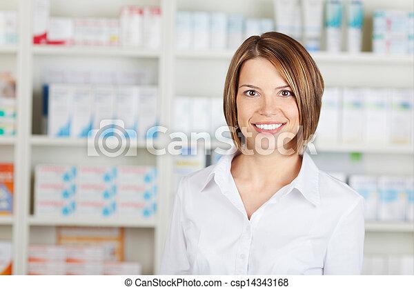 gai, pharmacien - csp14343168