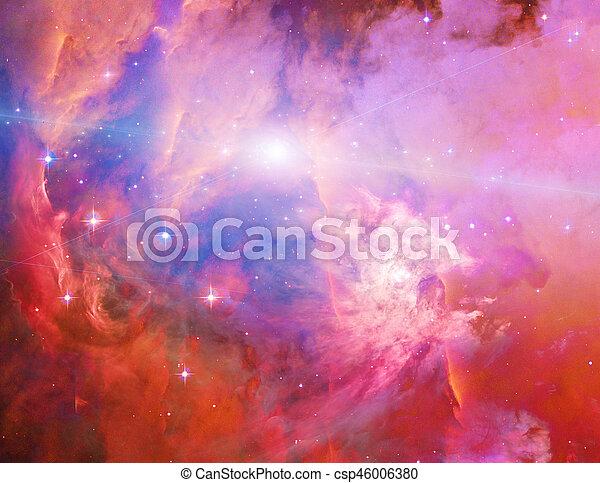 Espacio Galáctico - csp46006380