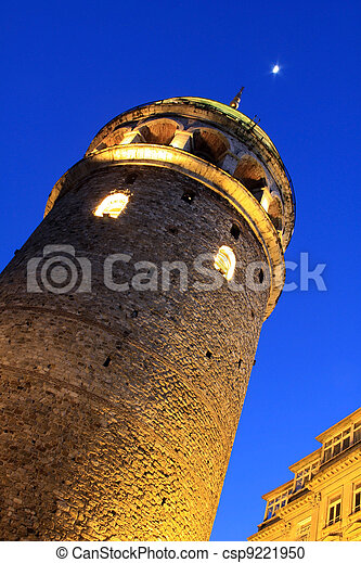 Galata Tower - csp9221950