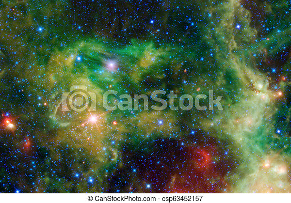galaxies stars and nebulas in awesome stock illustrations csp63452157